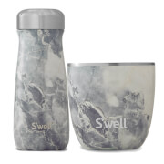 S'well Granite Drink Set (Worth £60.00)