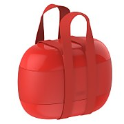 Alessi Lunch Box Food à Porter - Red