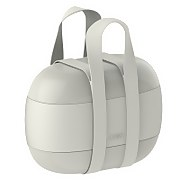 Alessi Lunch Box Food à Porter - Grey