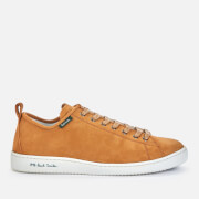 PS Paul Smith Men's Miyata Leather Low Top Trainers - Tan
