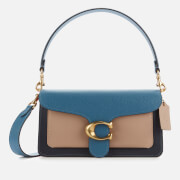 Coach Women's Colorblock Tabby Shoulder Bag 26 - Lake Multi