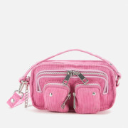 Núnoo Women's Helena Corduroy Cross Body Bag - Lollipop Pink