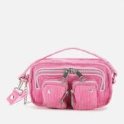 Núnoo Women's Helena Corduroy Cross Body Bag - Lollipop Pink