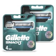 Mach3 Men's Razor Blades (8 Pack) - 6 Month Bundle