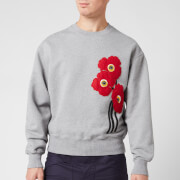 AMI Men's Sweatshirt - Heather Grey