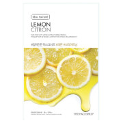 THE FACE SHOP Real Nature Sheet Mask Lemon