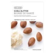 THE FACE SHOP Real Nature Sheet Mask Shea Butter