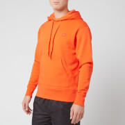 Acne Studios Men's Ferris Face Hoodie - Dark Orange