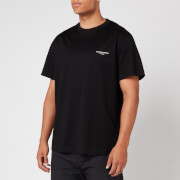 Wooyoungmi Men's Logo T-Shirt - Black