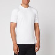 Maison Margiela Men's Garment Dye T-Shirt - White
