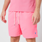 Polo Ralph Lauren Men's Traveller Swim Shorts - Pink
