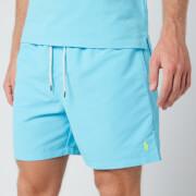 Polo Ralph Lauren Men's Traveller Swim Shorts - French Turquoise