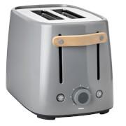Stelton Emma 2 Slot Toaster - Grey