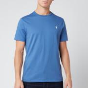 Polo Ralph Lauren Men's Custom Slim Fit T-Shirt - Bastille Blue