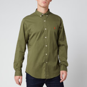 Polo Ralph Lauren Men's Chino Sport Shirt - Jungle