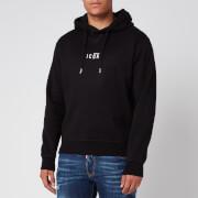 Dsquared2 Men's Cool Fit Centre Icon Logo Hoodie - Black