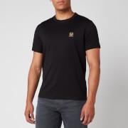 Belstaff Men's Patch Logo T-Shirt - Black