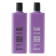Juuce Silver Blonde Duo with 1 Minute Treatment (Worth $90.85)