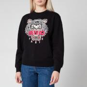KENZO Women's Icon Classic Tiger Sweatshirt - Black