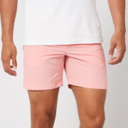 Orlebar Brown Men's Bulldog Swim Shorts - Sundown Pink