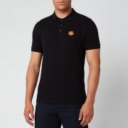 KENZO Men's Tiger Crest Polo Shirt - Black