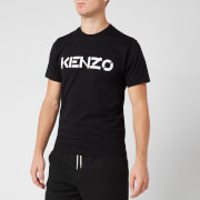 KENZO Men's Logo Classic T-Shirt - Black