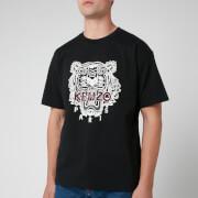 KENZO Men's Varsity Tiger T-Shirt - Black