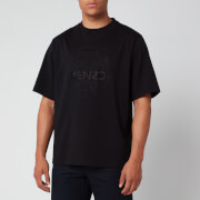 KENZO Men's Embossed Tiger T-Shirt - Black