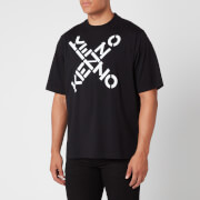 KENZO Men's Sport Big X T-Shirt - Black