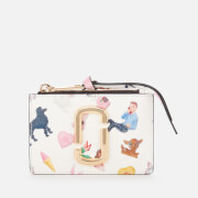 Marc Jacobs Women's Top Zip Multi Wallet - Multi