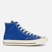Converse Men's Chuck '70 Hi-Top Trainers - Rush Blue/Egret/Black