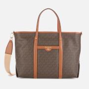MICHAEL MICHAEL KORS Women's Beck Medium Tote Bag - Brown/Acorn