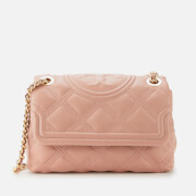 Tory Burch Women's Fleming Soft Small Convertible Shoulder Bag - Pink Moon