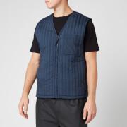 RAINS Men's Liner Vest - Blue
