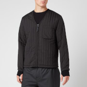 RAINS Men's Liner Jacket - Black