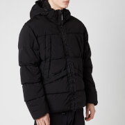 C.P. Company Men's Padded Goggle Jacket - Black
