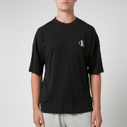 Calvin Klein Men's Jersey Crew Neck T-Shirt - Black