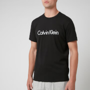 Calvin Klein Men's Crew Neck T-Shirt - Black