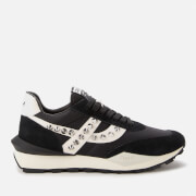 Ash Women's Spider Studs Sustainable Running Style Trainers - Black/Off White