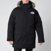 The North Face Men's Recycled Mcmurdo Jacket - TNF Black