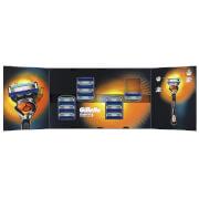 Gillette Fusion5 Proglide Razor Blades (10 Blades)