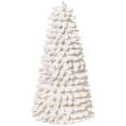 Broste Copenhagen Tree Decoration - Large - White