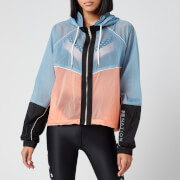 P.E Nation Women's Aerial Drop Jacket - Forget me not