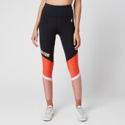 P.E Nation Women's Block Pass Leggings - Black