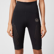 adidas by Stella McCartney Women's Truepure Cycle Shorts - Black