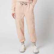 adidas by Stella McCartney Women's Sweatpants - Soft Powder/Light Brown