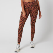 Varley Women's Century Leggings 2.0 - Clay Zebra