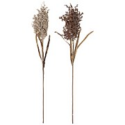 Bloomingville Faux Dried Flower - Set of 2 - Assiba