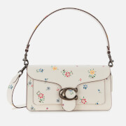 Coach Women's Wildflower Print Tabby Shoulder Bag 26 - Chalk