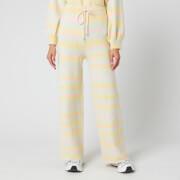 Olivia Rubin Women's Isobel Knitted Trousers - Pastel Ombre